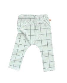 Pantalons Conforts à Motifs de Tinycottons/ Tartan Pant