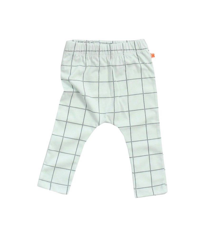 Tinycottons Pantalons Conforts à Motifs de Tinycottons/ Tartan Pant
