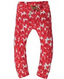 Pantalons Conforts à Coeurs de Tumble N'Dry/PA Full Hisbiscus Pants