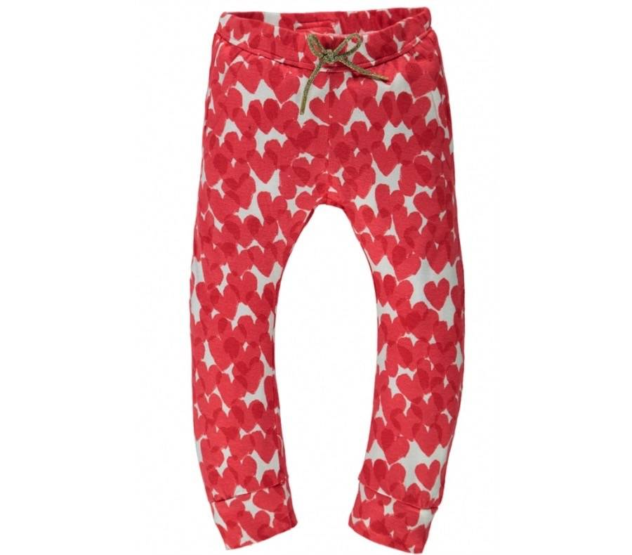 Tumble 'N Dry Pantalons Conforts à Coeurs de Tumble N'Dry/PA Full Hisbiscus Pants