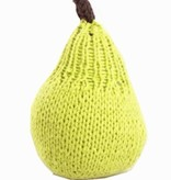 Pebble Hochet en Tricot Poire Pebble / Pear Rattle