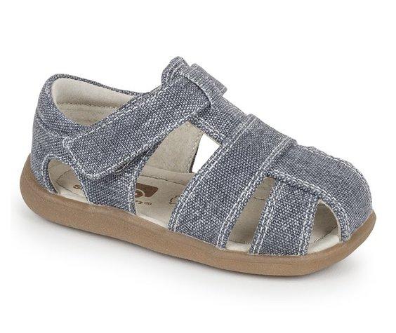 See Kai Run SS17 Sandales Jude Gray See Kai Run Sandals