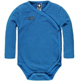 Tumble 'N Dry SS17 Cache-couche Bleu de Tumble 'N Dry/Gan Boys Zero Romper