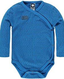 SS17 Cache-couche Bleu de Tumble 'N Dry/Gan Boys Zero Romper