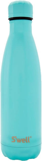 S'Well Bouteille S'well 500ml Turquoise Bouchon Assorti/ S'Well Bottle Turquoise Matching Cap 17oz