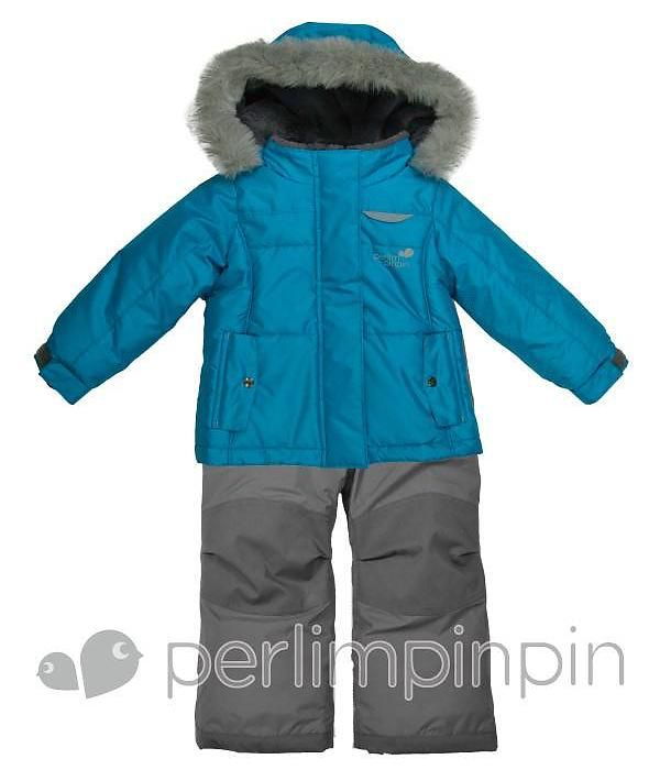 Perlimpinpin FW16 Ensemble de Manteau et Pantalons de Neige Perlimpinpin/ Snow Suit 2 Pieces