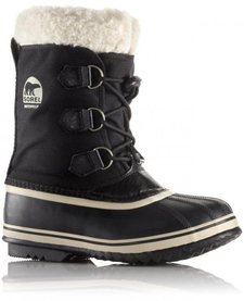 FW16 Bottes d'HIver Sorel Junior/ Yoot Pac Nylon Black Winter Boots