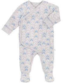 SS17 Pyjama Géométrique de Petit Lem / Baby Sleeper Knit