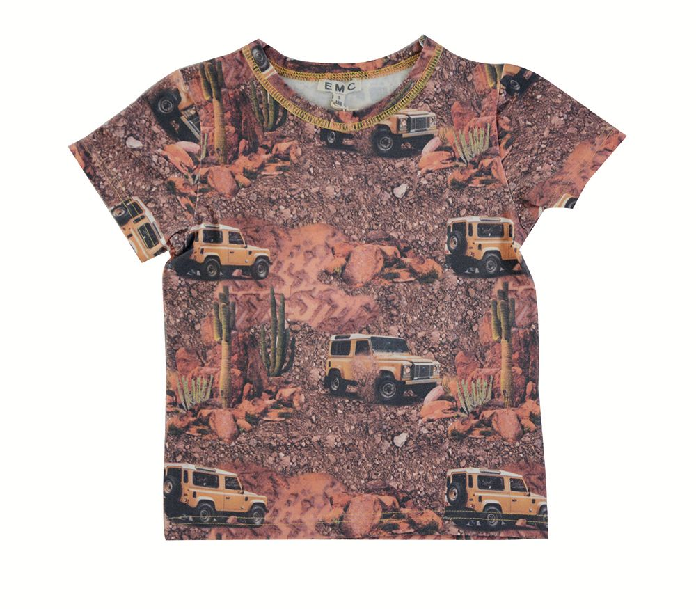EMC SS17 Chandail Désert de EMC / Tee-shirt