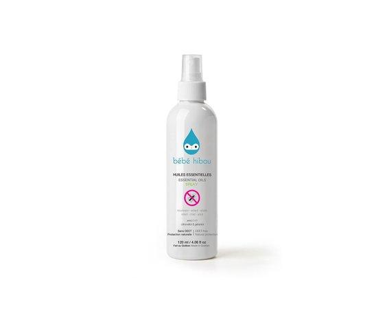 Bébé Hibou Huiles Essentielles Extérieur (Anti-Moustique) de Bébé Hibou / Bug Spray