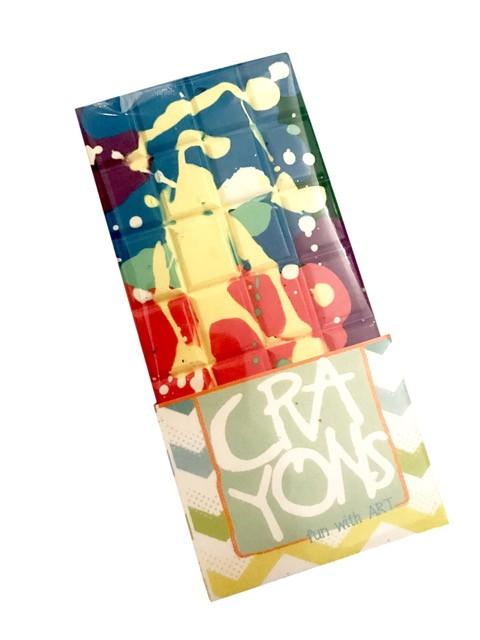 Rue Tabaga Crayons en Tablette de Rue Tabaga / Tablet Pencils