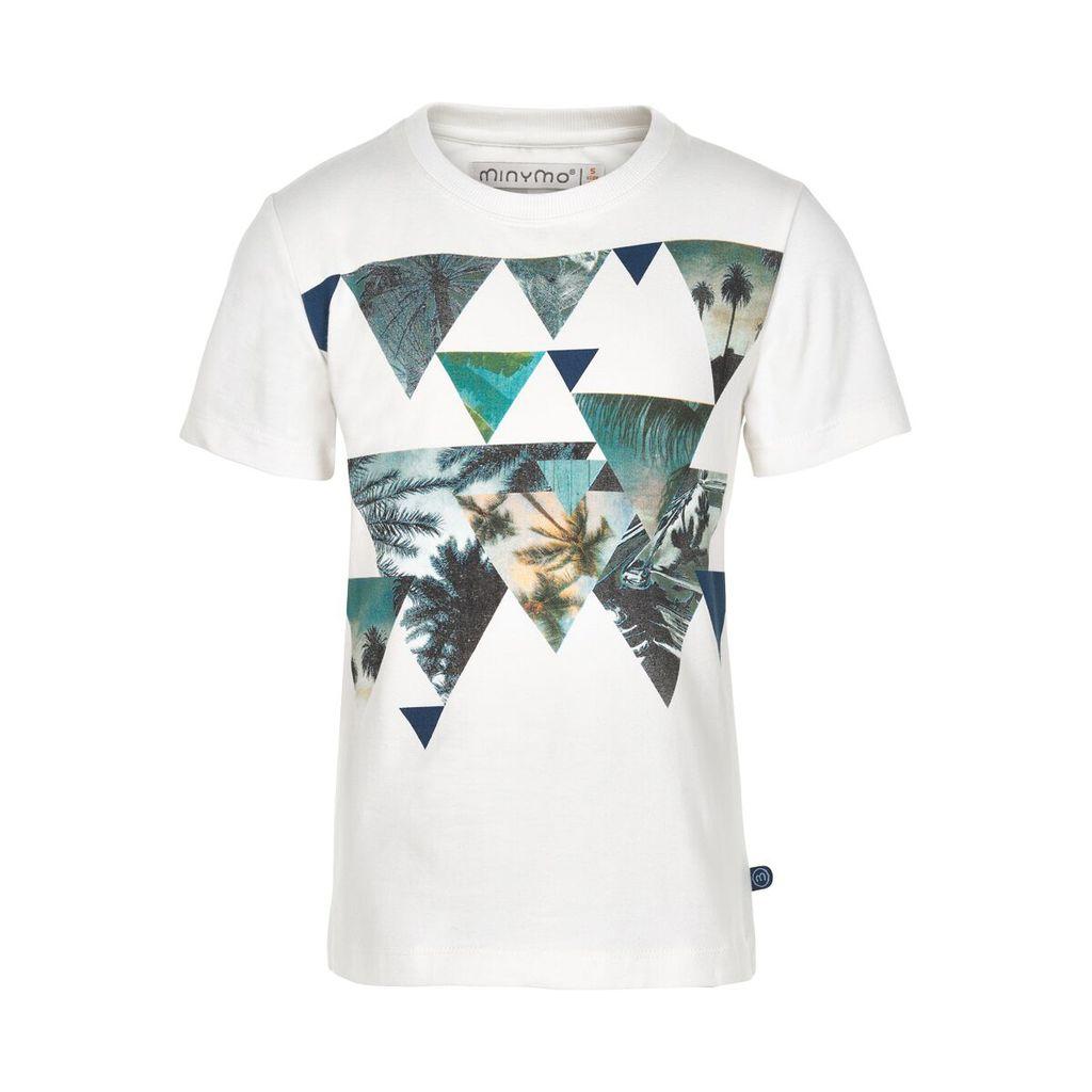 Minymo SS17 Chandail à Manches Courtes Minymo / T-Shirt