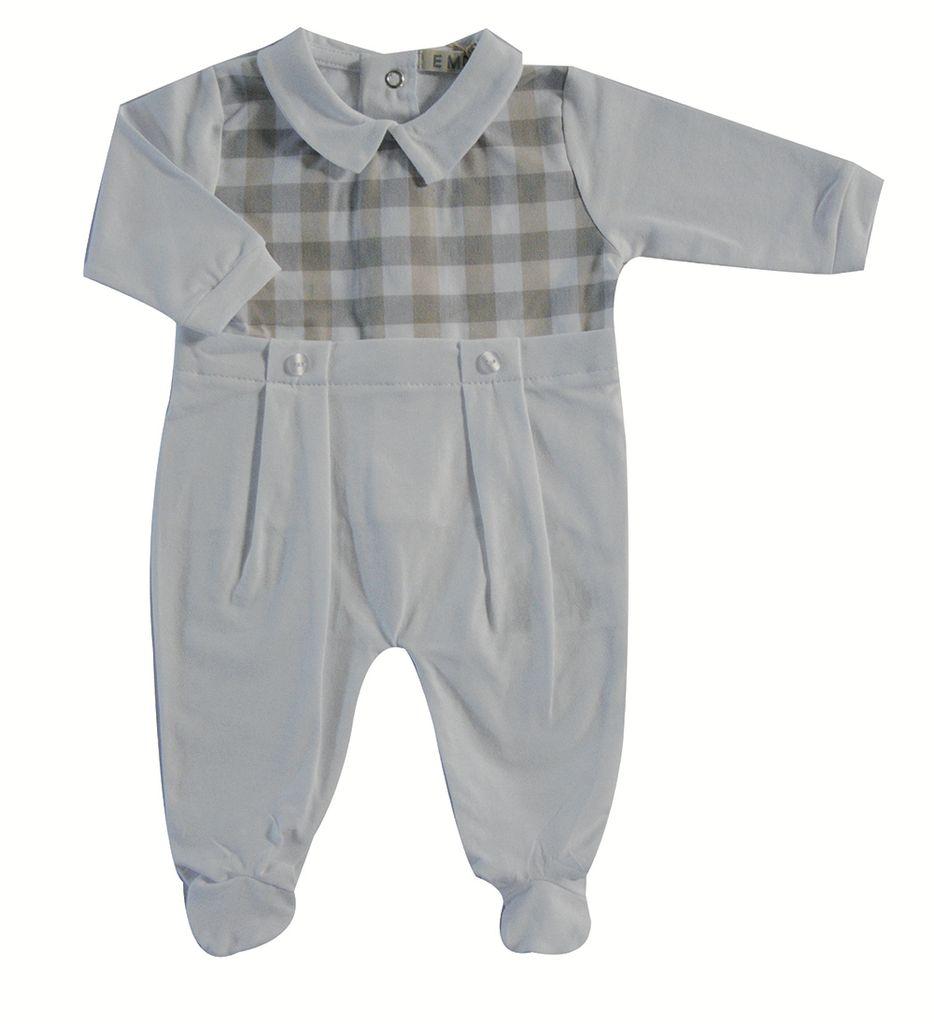 EMC SS17 Pyjama de Jour EMC / Footie