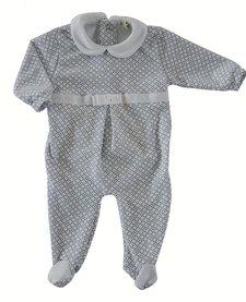 SS17 Pyjama de Jour à Motifs EMC / Footie