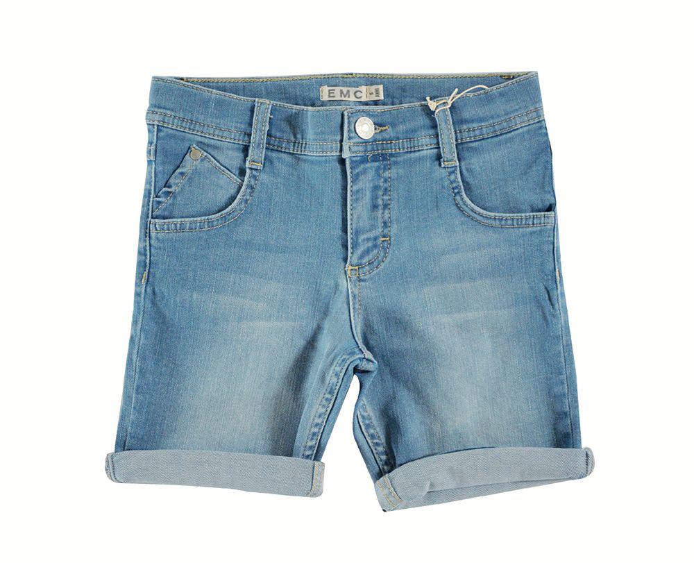 EMC SS17 Short Denim  EMC / Shorts