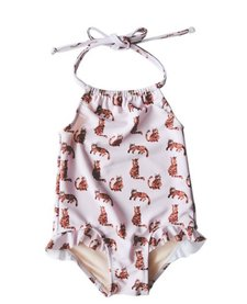 SS17 Maillot de bain Une Pièce Nanette de Mimi Hammer / Bathing Suit