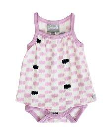 SS17 Pyjama Tacheté avec Bateaux Coccoli / Cotton Skirted