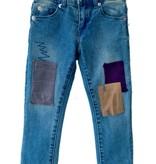 Birdz FW17 Jeans Patch Birdz