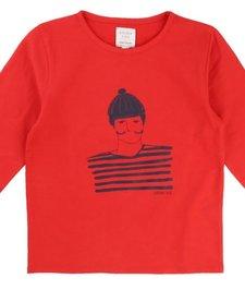 FW17 Chandail Marin Carrément Beau/Tee Shirt