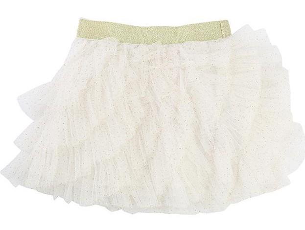 Billieblush FW17 Jupe Tulle et Or Billieblush/ Skirt