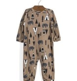 Up Baby FW17 Suit Manches longues Up Baby Suit long Sleaves