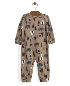 FW17 Suit Manches longues Up Baby Suit long Sleaves