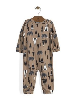 Up Baby FW17 Suit Manches longues Up Baby Romper long Sleaves