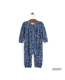 FW17 Suit Manches longues Up Baby Romper long Sleaves