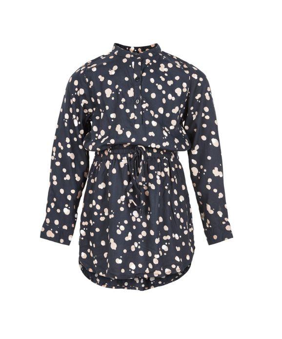 Minymo FW17 Robe à Pois Minymo Dress