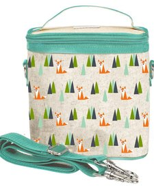 Petit Sac isotherme Renards et Forêt So Young / Lunch Box