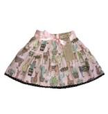 Alice et Simone FW17 Jupe Réversible Alice et Simone Lama - Reversible Skirt