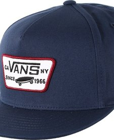 FW17 Casquette Full Patch Snapba Vans O/S