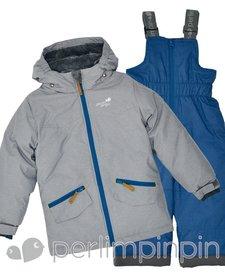 FW17 Ensemble de Neige Bébé Manteau et Pantalons Perlimpinpin/Snow Suit 2 Pieces