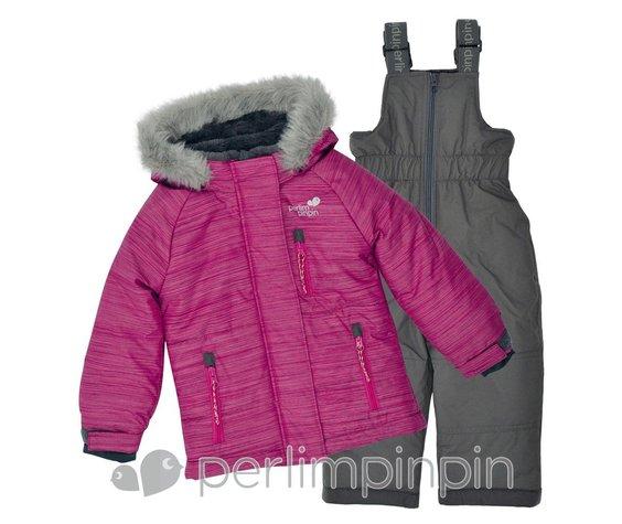 Perlimpinpin FW17 Ensemble de Neige Bébé Manteau et Pantalons Perlimpinpin/Snow Suit 2 Pieces