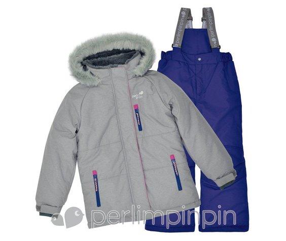 Perlimpinpin FW17 Ensemble de Neige Manteau et Pantalons Perlimpinpin/Snow Suit 2 Pieces