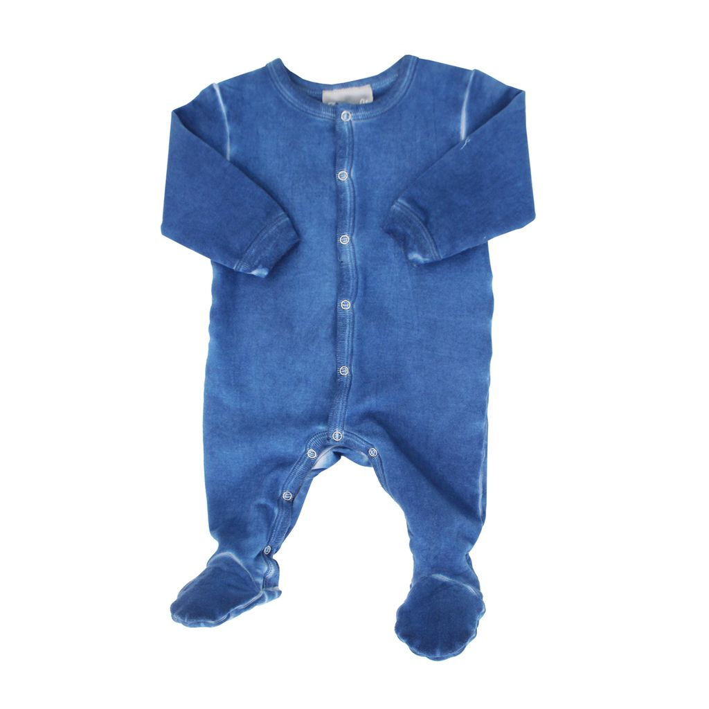 Coccoli FW17 Pyjama Cotton Coccoli Footie