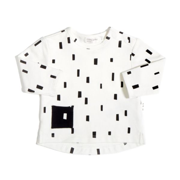 Miles Baby FW17 Chandail Miles Baby Shirt