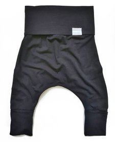 Pantalon Évolutif Kid's Stuff/ Evolutive Pants- 0M 6M-Noir