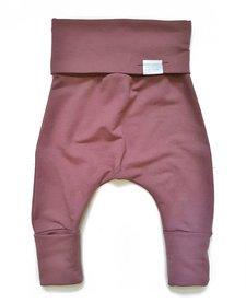 Pantalon Évolutif Kid's Stuff/ Evolutive Pants- 0M 6M-Rose Brun