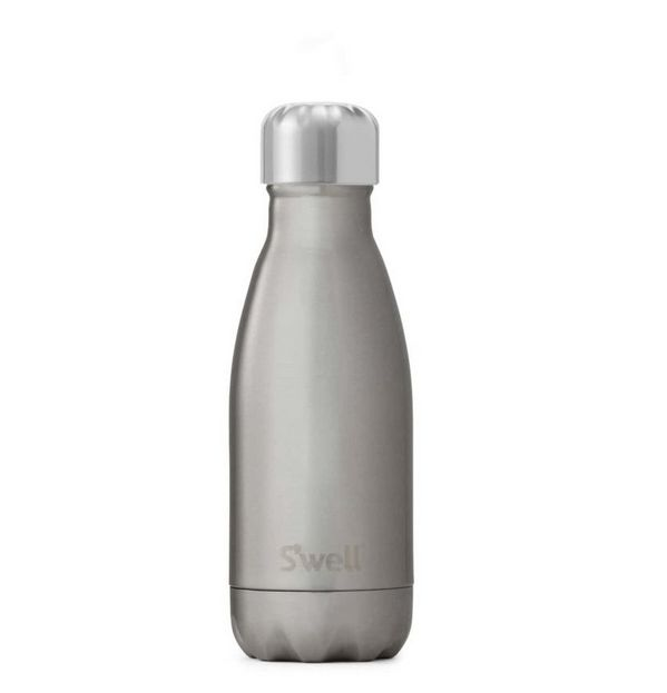 S'Well Bouteille S'well 260ml Stainless 9oz / S'well Bottle Silver Lining