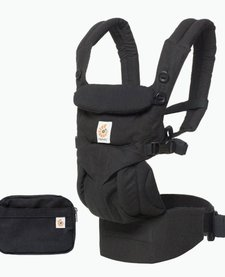 Porte-bébé 4 Positions 360 OMNI ERGObaby Four Position 360 Carrier-Noir