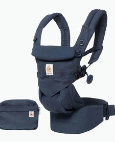 Porte-bébé 4 Positions 360 OMNI ERGObaby Four Position 360 Carrier-Bleu