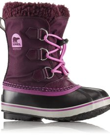FW17 Bottes d'HIver Sorel Purple Dahila