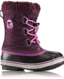 FW18 Bottes d'HIver Sorel Purple Dahila