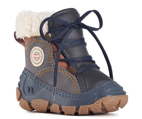 Olang Bottes D'Hiver Olang Randa Blu Torba Winter Boots