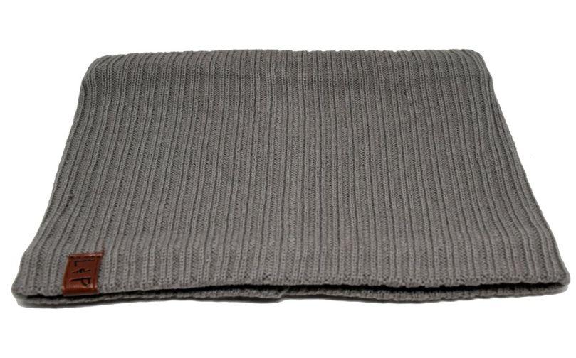 L&P FW16 Cache-Cou Aspen en tricot de L&P / Hot Scarf