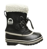 Sorel FW16 Bottes d'HIver Sorel Enfant/ Children Yoot Pac Nylon Black Winter Boots
