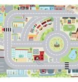 Le Toy Van Tapis de Jeu Ville-Car City Toy Van