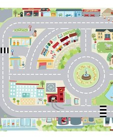 Tapis de Jeu Ville-Car City Le Toy Van