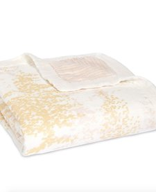 Couverture Rêve Aden & Anais  Metallic Primrose Birch/Silky Soft Dream Blanket